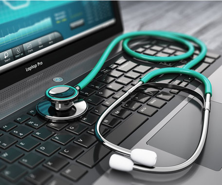healthcare professional data